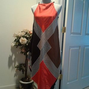 Rachel Roy handkerchief dress